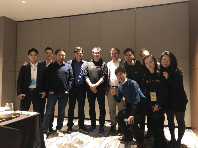 Hacken's CEO with The Asian Blockchain Elite
