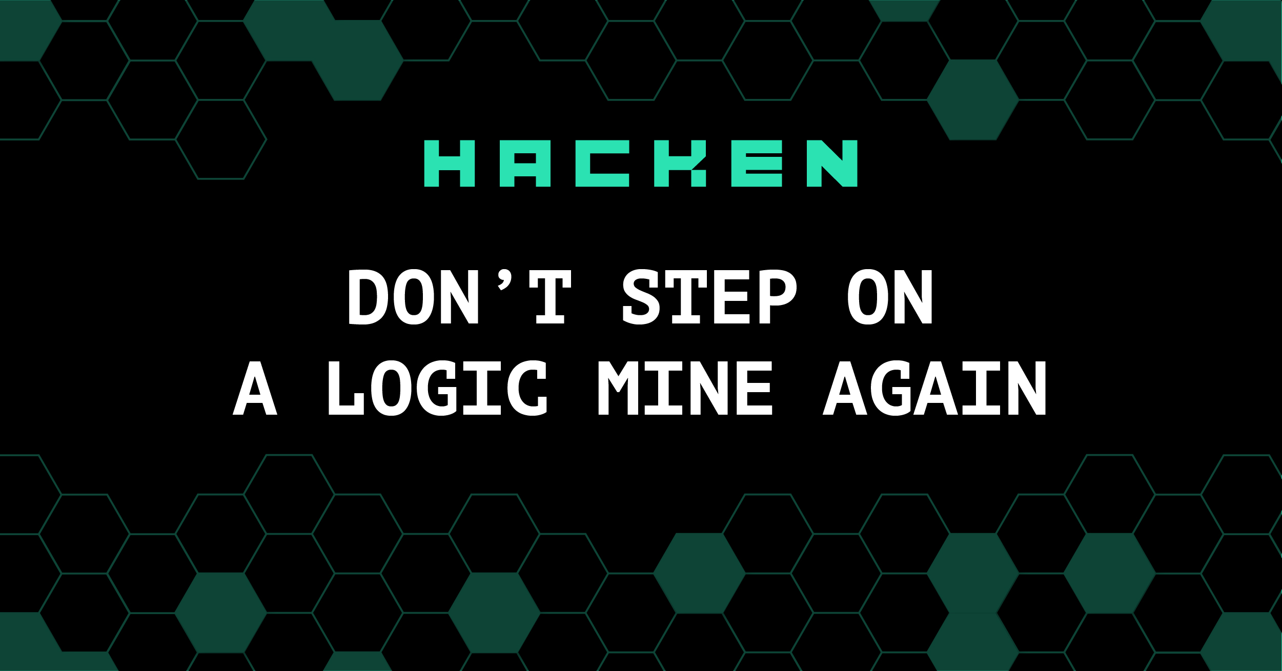 Research | Hacken