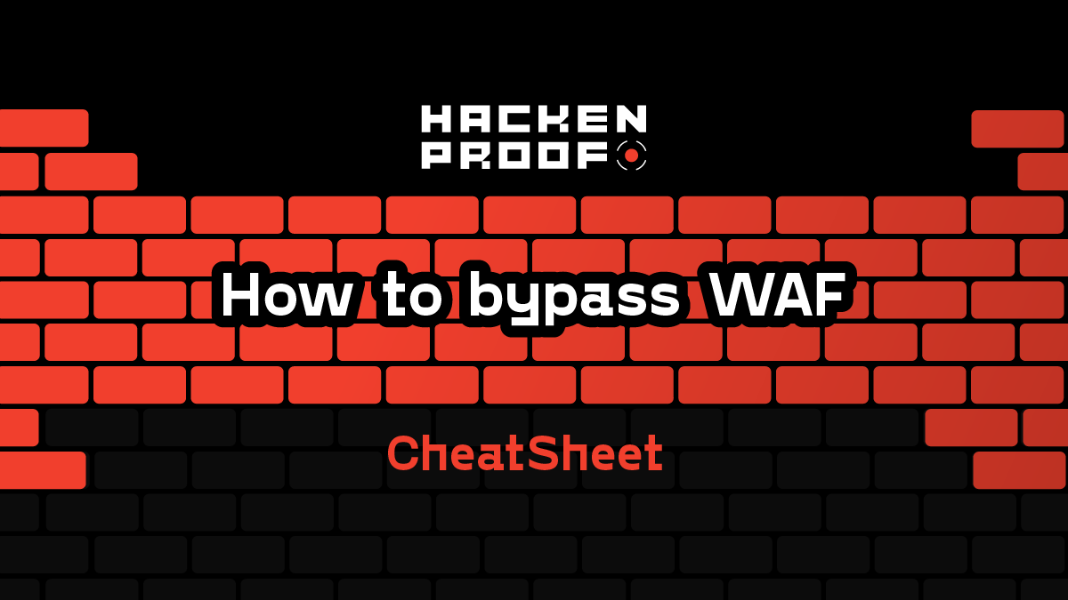 How to Bypass WAF