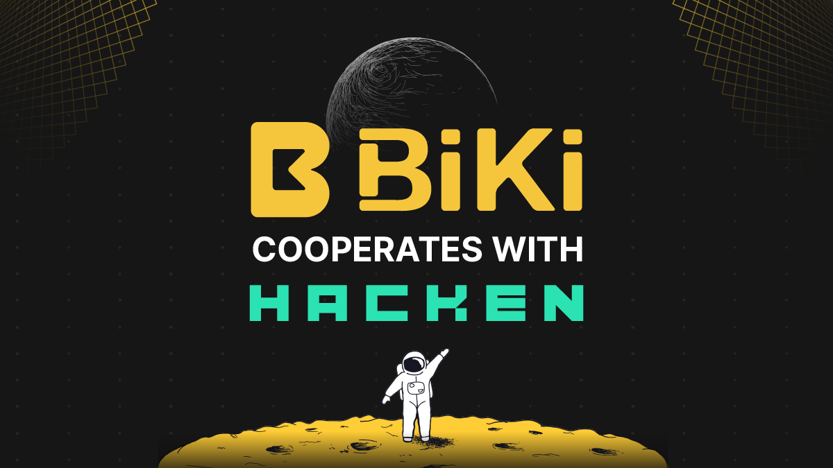BiKi Cooperates with Hacken