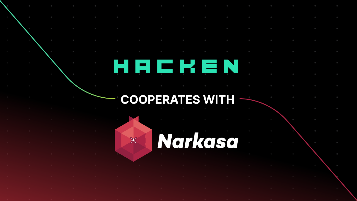 Hacken has Performed a Web Penetration Testing for Narkasa